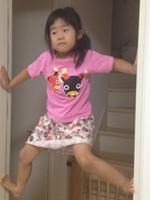「逆上がりができるようになりました☆」 (4歳4か月女の子)