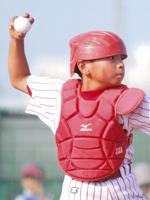 【New!】「野球で県大会へ出場しました」(小学5年生男の子)